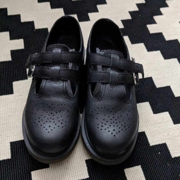 Dr Martens 865 Virginia Mary Janes Size